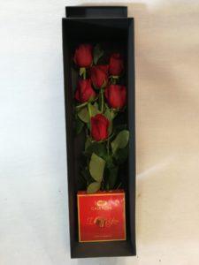 entrega de rosas a domicilio
