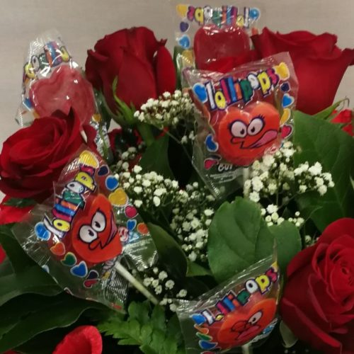 Ramos de rosas para regalar