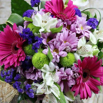 Regalar flores a domicilio