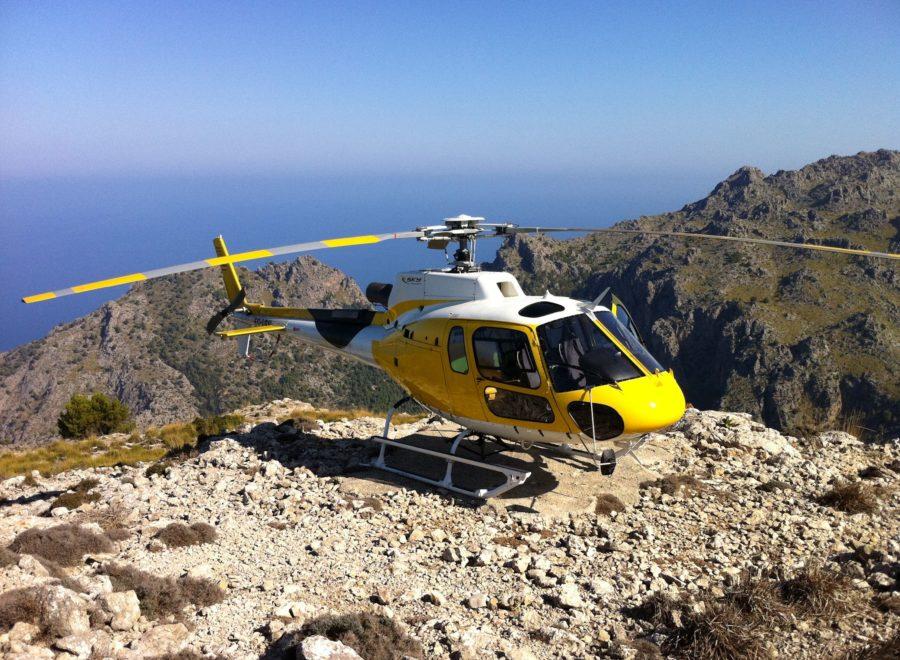 helicópters
