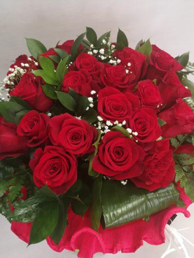 ramos de rosas naturales