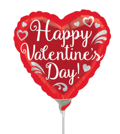 Globo valentines day