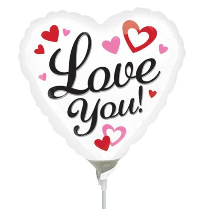 globo love you