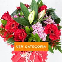 Flores variadas san valentín