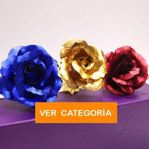 Rosas oro categoria