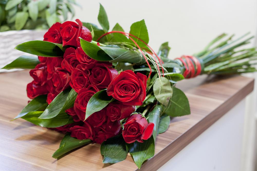 Los motivos para comprar flores online