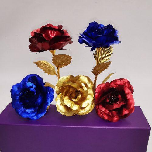 Rosas oro