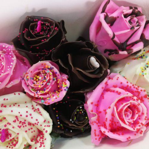 rosas originales